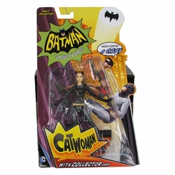 1966 Batman TV Series Catwoman 6-Inch Action Figure