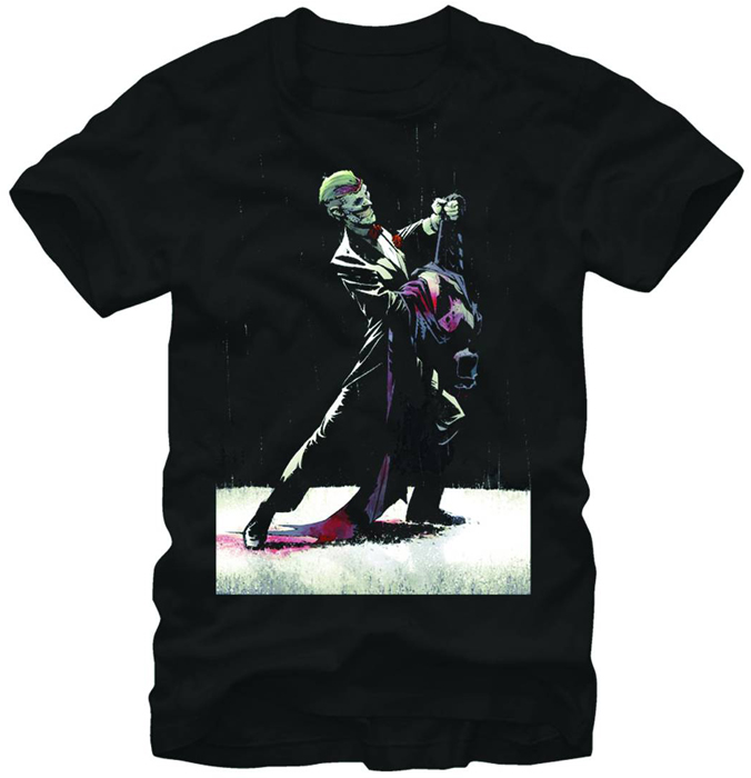 The Joker Mens T-shirt TnjnI4MtD