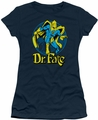 DC Comics juniors t-shirt Dr Fate Ankh navy