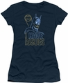 Batman juniors t-shirt Issues navy