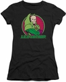DC Comics juniors t-shirt Lex Luthor black