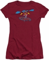 DC Comics juniors t-shirt Red Tornado cardinal