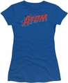 DC Comics juniors t-shirt The Atom royal