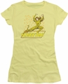 DC Comics juniors t-shirt The Cheetah banana