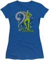 The Riddler juniors t-shirt royal