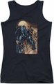 DC Comics juniors tank top Batman The Dark Knight #1 black