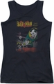 DC Comics juniors tank top Batman Wrong Signal black