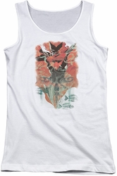 DC Comics juniors tank top Batwoman #1 white