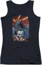 DC Comics juniors tank top Detective Comics #1 black