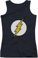DC Comics juniors tank top Flash Classic black
