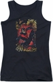 DC Comics juniors tank top Nightwing #1 black