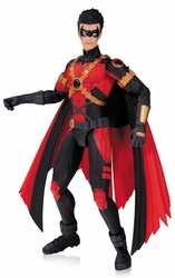 Dc Comics New 52 Teen Titans Red Robin Action Figure