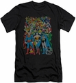 DC Comics slim-fit t-shirt Original Universe mens black