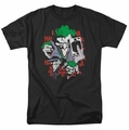 The Joker t-shirt Four Of A Kind mens black