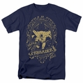Batman t-shirt Gotham Crusader mens navy