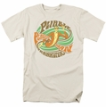 Plastic Man t-shirt Pliable Prankster mens cream