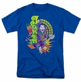 The Joker t-shirt Raw Deal mens royal