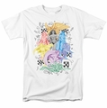 DC Comics t-shirt Super mens white