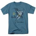 Batman t-shirt Swinging mens slate