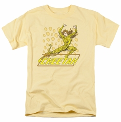 DC Comics t-shirt The Cheetah mens banana