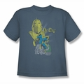 DC Comics youth teen t-shirt Dr Fate slate