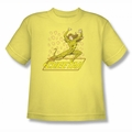 DC Comics youth teen t-shirt The Cheetah banana