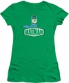 DC Originals juniors t-shirt Batman Sign kelly green