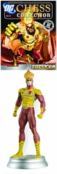 DC Superhero Chess Collection Figurine Magazine #53 Firestorm White Pawn