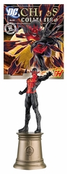 Dc Superhero Chess Figure Coll Magazine #60 Reverse Flash Black Bishop