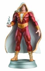 Dc Superhero Chess Figurine Coll Magazine #51 Shazam White Pawn