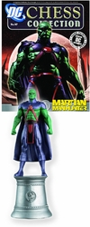 DC Superhero Chess Figurine Collection Magazine #47 Martian Manhunter White