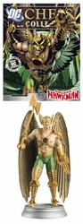 Dc Superhero Chess Figurine Collection Magazine #56 Savage Hawkman White Pawn