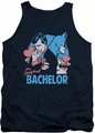 DC Universe tank top Batman Bachelor mens navy