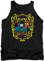 DC Universe tank top Batman Caped Crusader Appearing Tonight mens black