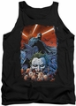 DC Universe tank top Batman Detective Comics #1 mens black