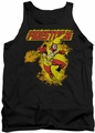 DC Universe tank top Firestorm mens black