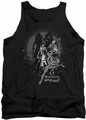 DC Universe tank top Harley Quinn Bad Girls Are Good mens black