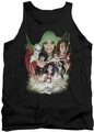 DC Universe tank top Justice League Dark mens black
