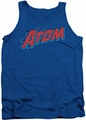 DC Universe tank top The Atom mens royal