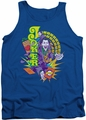 The Joker tank top Raw Deal mens royal