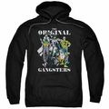 DC Villains pull-over hoodie Original Gangsters adult black