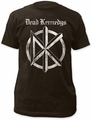Dead Kennedys distressed old english logo fitted jersey tee pre-order