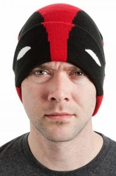 Deadpool adult Beanie Eyes