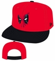 Deadpool Cabesa Mutant Px Snap Back Cap pre-order