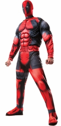 Deadpool Deluxe Fiber Filled Costume