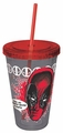 Deadpool My Common Sense Acrylic Travel Cup