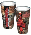 Deadpool Regenerating Pint Glass