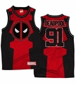 Deadpool Wade Basketball Jersey