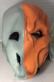 Deathstroke Deluxe Overhead Latex Adult Mask Batman Arkham Origins