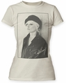 Debbie Harry Beret juniors tee vintage white womens pre-order